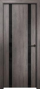 Межкомнатные двери с вставками