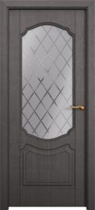 Межкомнатные двери с остеклением